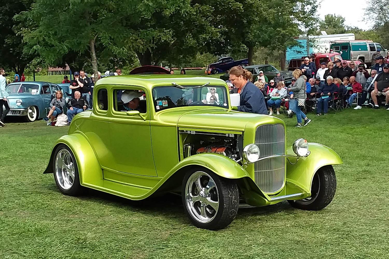 Top 25- 1932 Ford 5 WDO, Mike Marmorstein 1