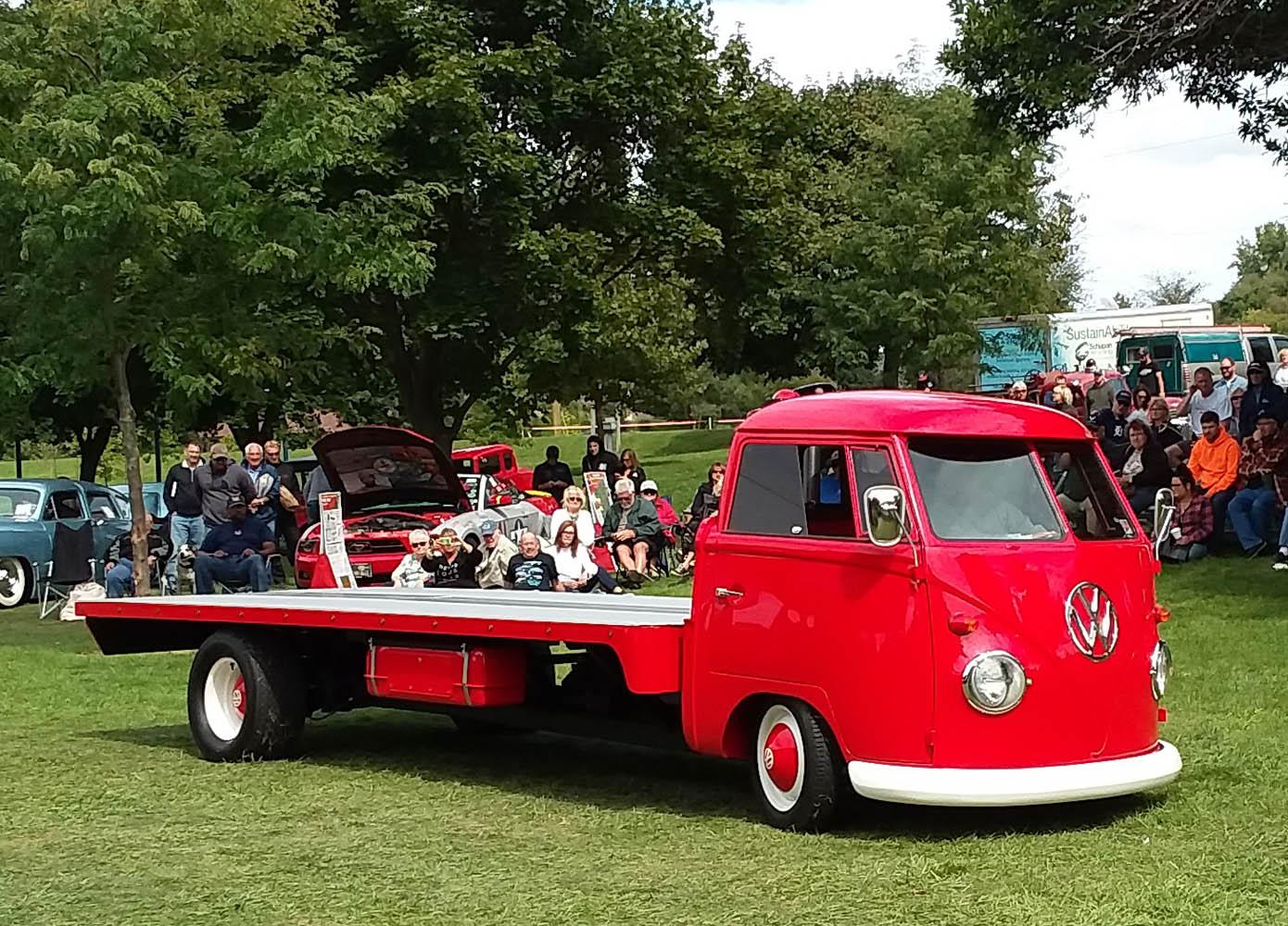 Top 25- 1957 Volkswagen Single Cab, Tony Ineano 1