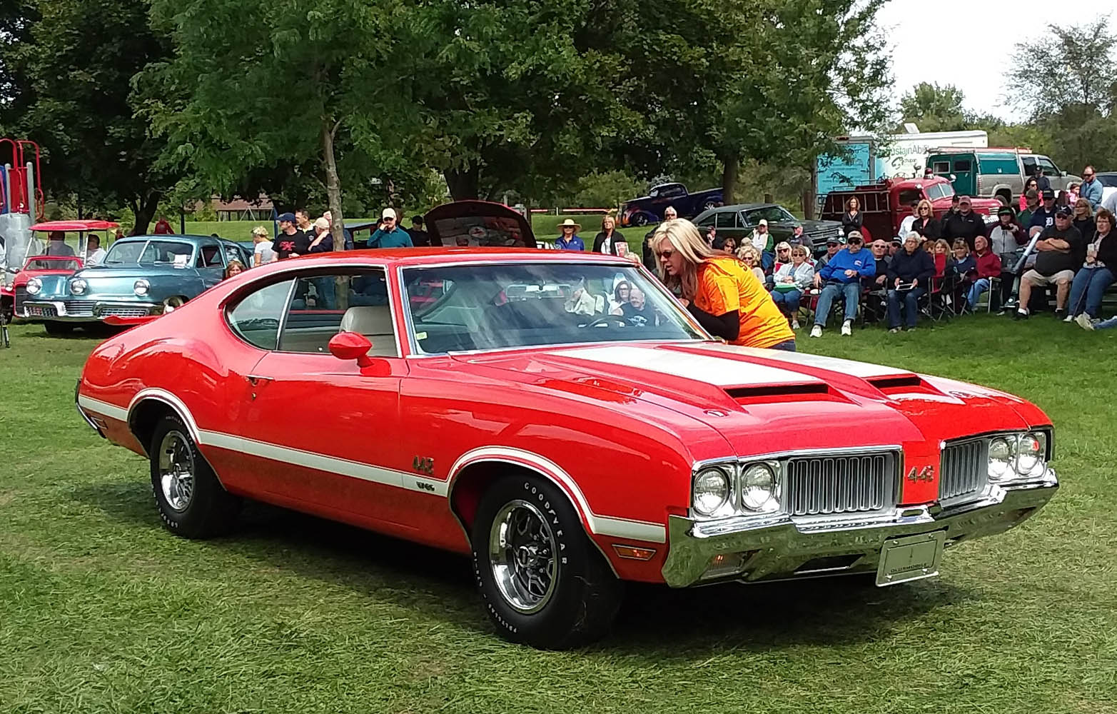 Top 25- 1970 Olds 442 W30, Brian Henderson 1
