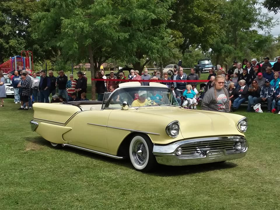 Specialty- 1955 Olds 88 Convertible, Rick Callender