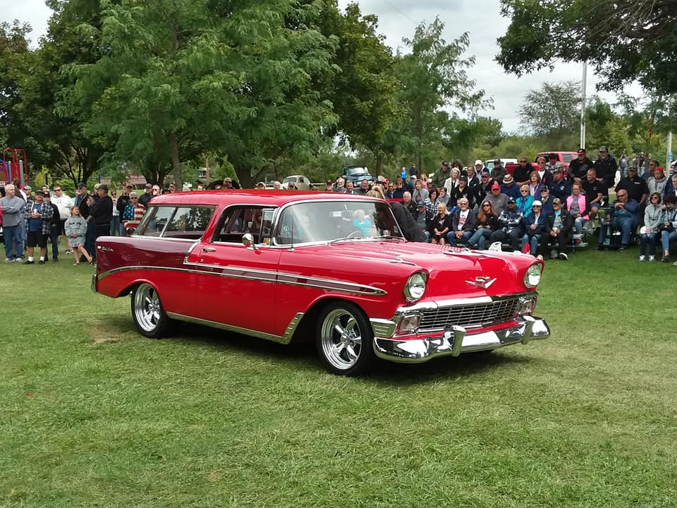 Specialty- 1956 Chevy Nomad, Gary & Mary Elve
