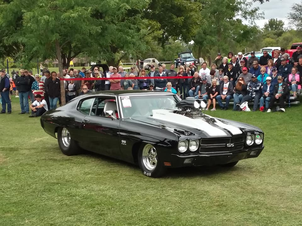 Specialty- 1970 Chevy Chevelle Pro Street, Clay Benjamin