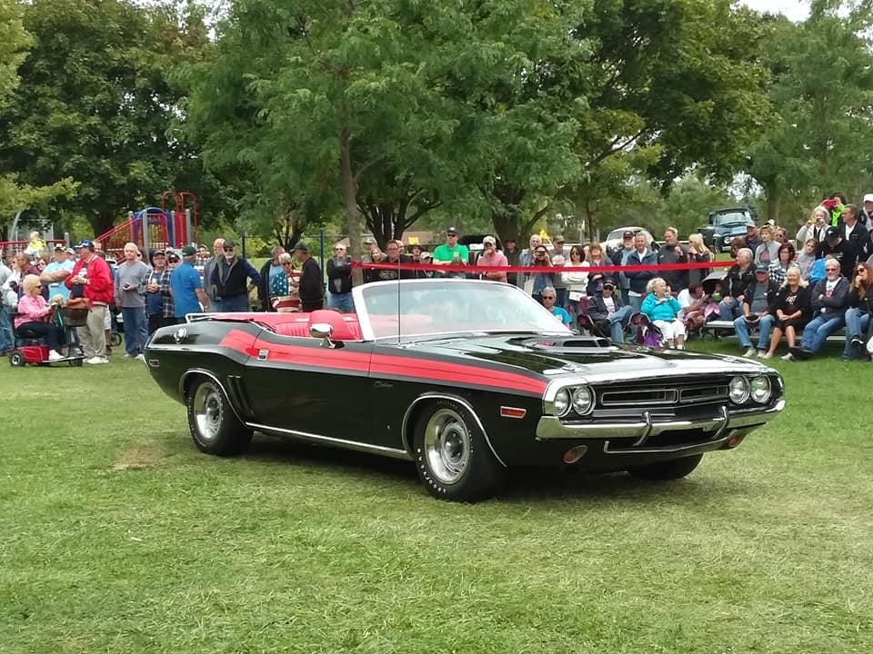 Specialty- 1971 Dodge Challenger 440 6pk, Steve Damianidis