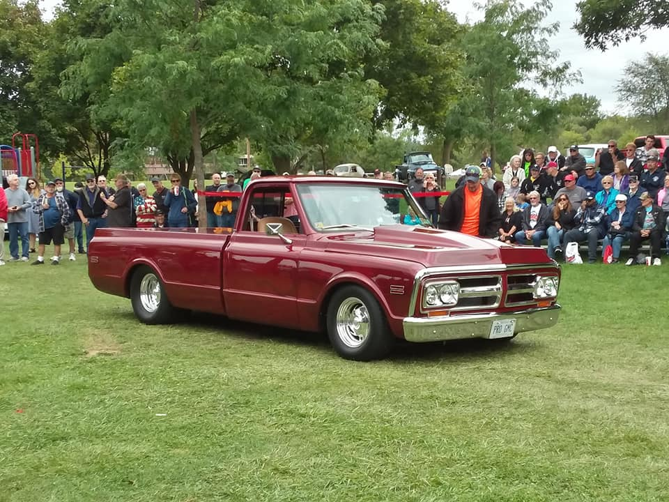 Specialty- 1972 Pickup, M Anderson