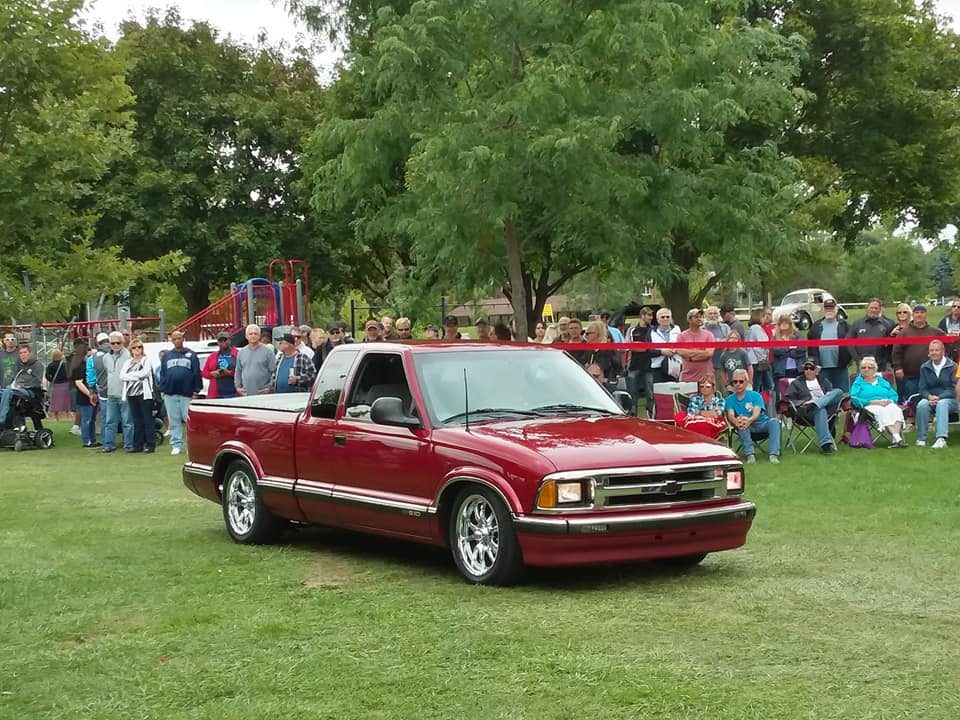 Super Sunday- 1997 Chevy S10, Brendon Earley
