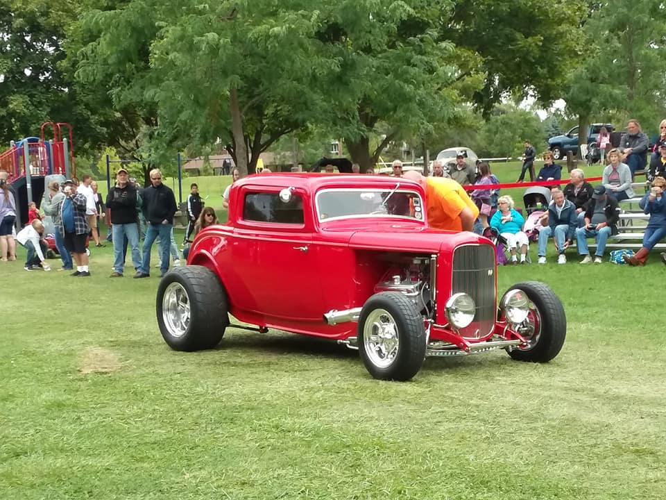 Top 25- 1932 Ford Coupe, JD Nemire