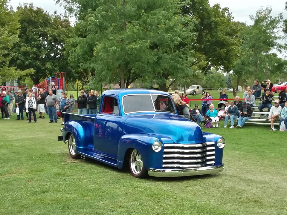 Top 25- 1952 Chevy Pick Up, Kenny Galder