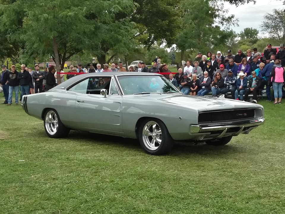 Top 25- 1968 Dodge Charger, Patrick Barth