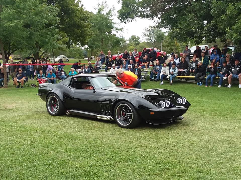 Top 25- 1969 Corvette, Mark Helsel