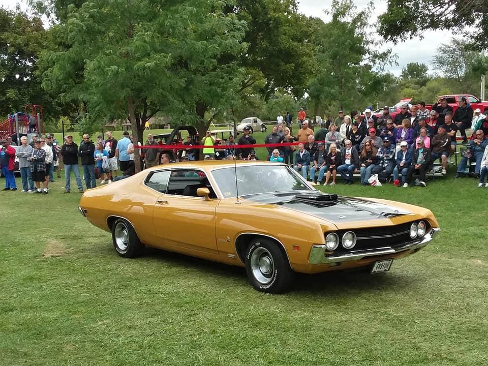 Top 25- 1970 Ford Tornio Cobra, Bob Zanuranel