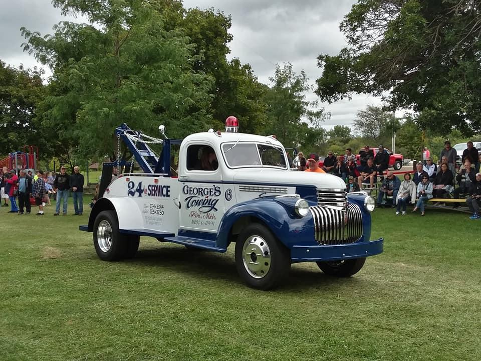Top 25- Chevy 4100 Tow Truck, Jeff McNamara