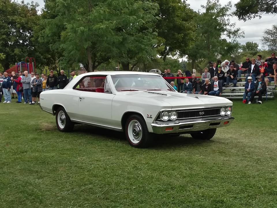 Top 25- Chevy Chevelle SS, Ben & Angie Foster