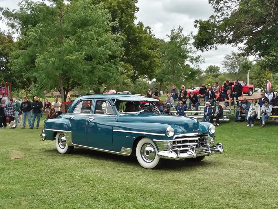 Top 25- Chrysler Saratoga, Don Bowman